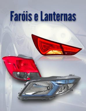 Faróis e Lanternas