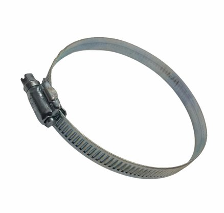 Abracadeira Rosca Sem Fim 64 x 76 mm Aço Carbono
