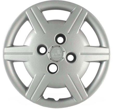 Calota Aro 13 Chevrolet Corsa 2010 Até 2015 Cubo Baixo Parafusada GRID