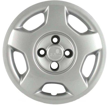 Calota aro 14 Chevrolet Corsa 2002 Até 2012 Cubo Baixo Parafusada GRID