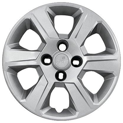 Calota Aro 14 Chevrolet Montana 2011 Até 2020 Cubo Baixo Parafusada GRID