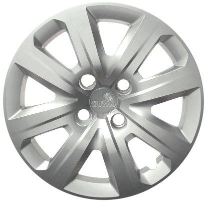 Calota Aro 14 Volkswagen Saveiro 2014 Até 2016 Cubo Alto Parafusada GRID