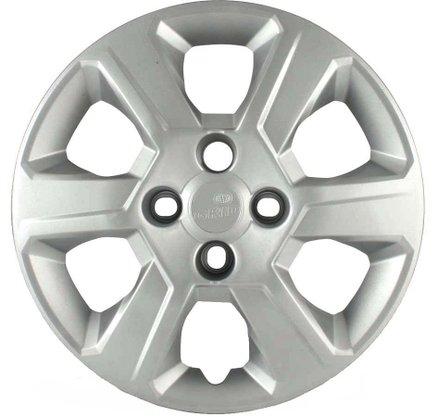 Calota Aro 15 Chevrolet Montana 2012 Até 2020 Cubo Padrão Parafusada GRID