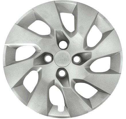 Calota Aro 15 Chevrolet Onix Prisma 2013 Até 2016 Cubo Padrão Parafusada GRID