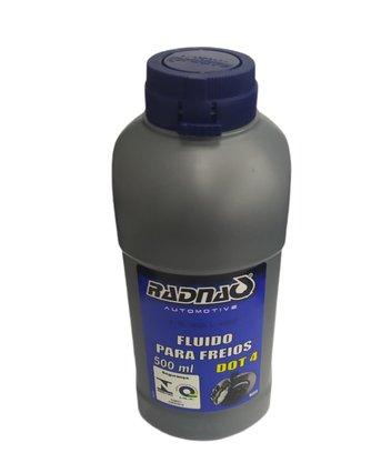 Fluido De Freio DOT4 500 ml RADNAQ