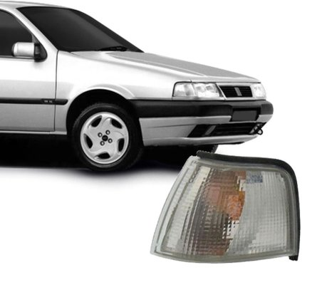 Lanterna Dianteira Pisca Fiat Tempra 1996 1997 1998 1999 Cristal Esquerdo Motorista