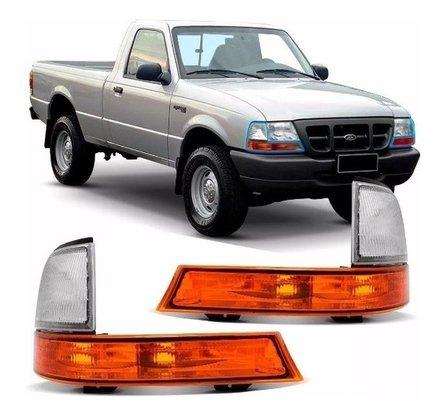 Lanterna Dianteira Ranger 1998 a 2004 Âmbar Esquerda - FITAM