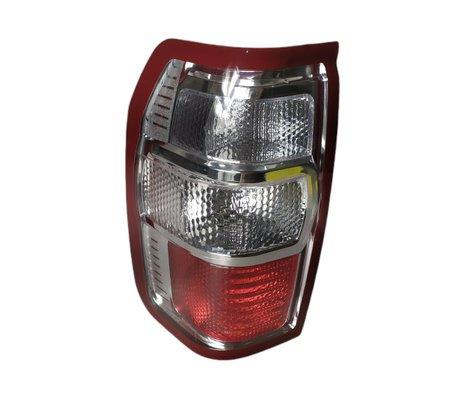 Lanterna Traseira Ford Ranger 2010 2011 2012 Bicolor Lado Esquerdo Motorista DEPO