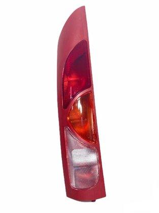 Lanterna Traseira Kangoo 1998 a 2007 Marco Vermelho 1 Porta Traseira Lado Esquerdo Motorista - FITAM