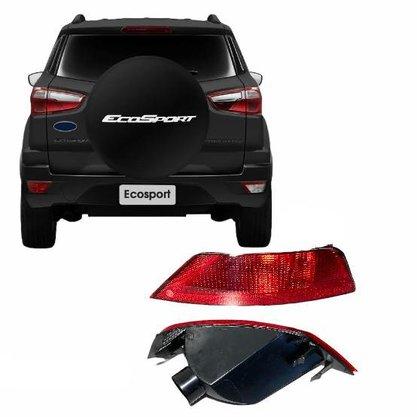 Lanterna Traseira Parachoque Ecosport 2013 a 2016 Luz de Neblina Lado Esquerdo Motorista - FITAM