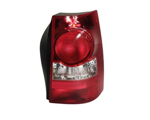 Lanterna Traseira Parati G4 2006 2007 2008 2009 2010 2011 2012 2013 Carcaça Preta Direito Passageiro