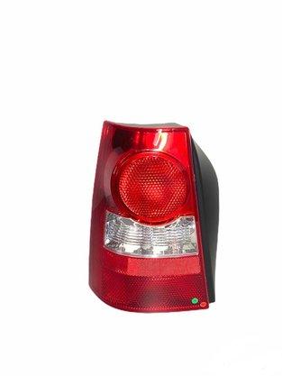 Lanterna Traseira Parati G4 2006 a 2013 Bicolor Carcaça preta Fumê Lado Esquerdo Motorista - FITAM