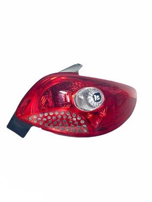 Lanterna Traseira Peugeot Hatch 207 2008 a 2011 Lado Direito Passageiro - FITAM