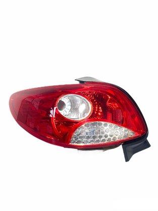Lanterna Traseira Peugeot Sedan 207 2011 a 2015 Lado Esquerdo Motorista - FITAM