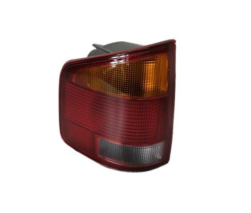 Lanterna Traseira S10 1995 1996 1997 1998 1999 2000 Tricolor Lado Esquerdo Motorista