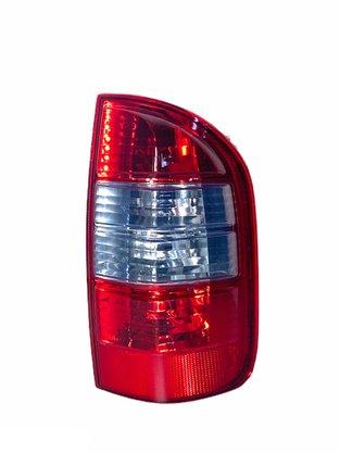 Lanterna Traseira S10 2008 a 2012 Fumê Lado Direito Passageiro - FITAM