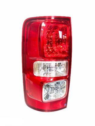 Lanterna Traseira S10 2012 a 2018 Sem Led Bicolor Lado Esquerdo Motorista - FITAM