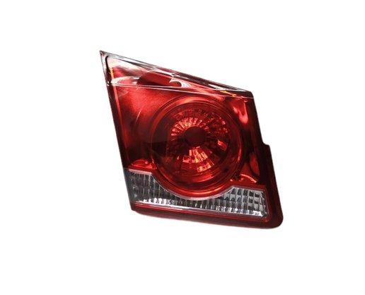 Lanterna Traseira Tampa Mala Cruze Sedan 2011 2012 2013 2014 Esquerdo Motorista