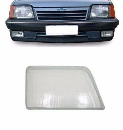 Lente Vidro Farol Monza 1982 Até 1987 Direito Passageiro