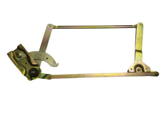 Maquina Vidro Manual Escort 2 portas 1983 Até 1987 Direito Passageiro