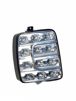 Módulo Led Lanterna Traseira S10 2012 a 2018 LTZ Lado Esquerdo Motorista - FITAM