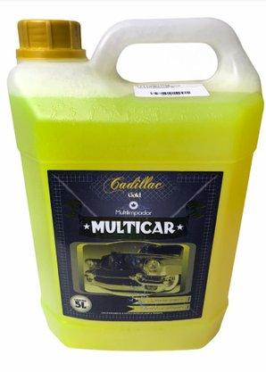 Multilimpador Limpeza Pesada Multicar Cadillac - 5 Litros