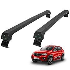 Rack de Teto Travessa Kwid 2018 2019 2020 2021 Preto Sports Long Life